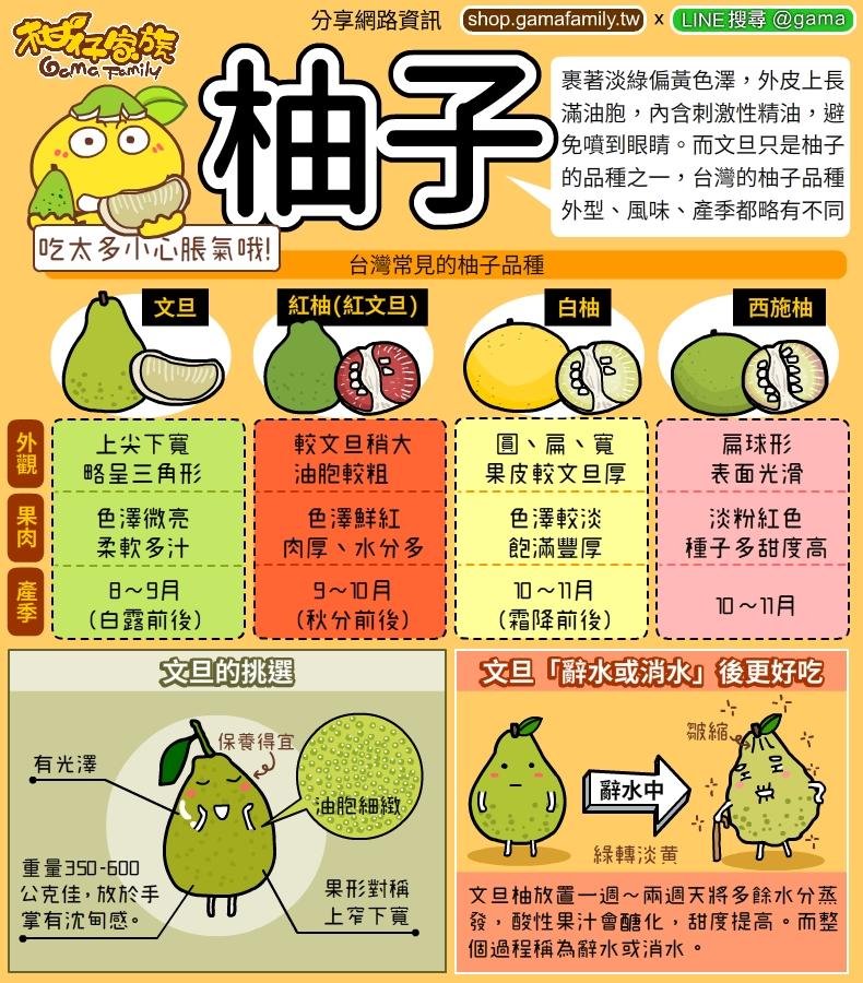 柚子怎麼挑