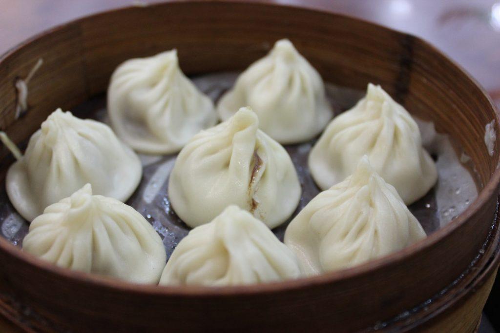 小籠包 Soup Dumplings, Photo by Joni Gutierrez